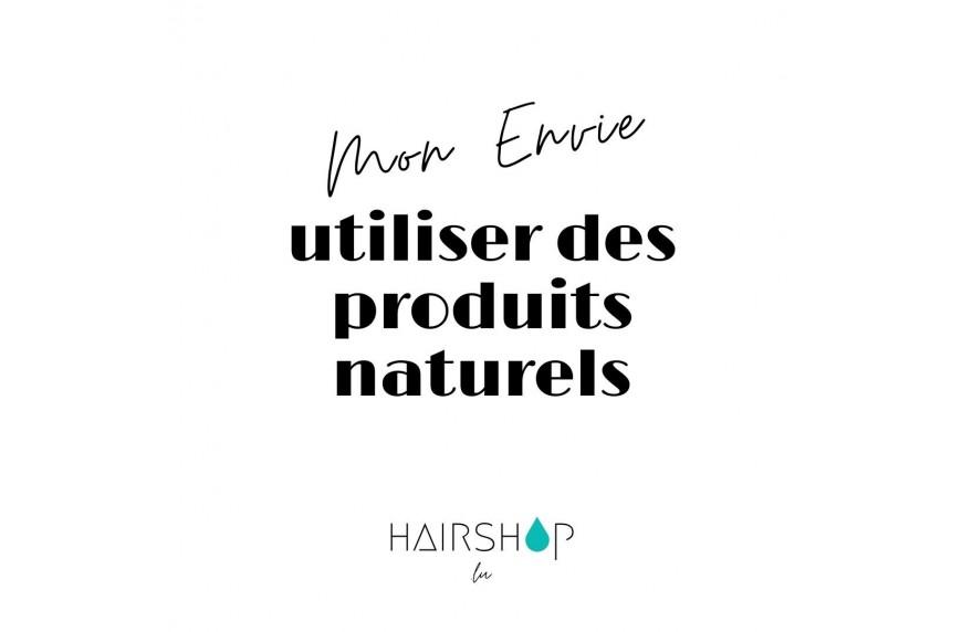 Best of Marques naturelles pour cheveux